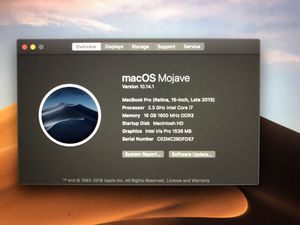 "Late 2013 15"" MacBook Pro w/Retina Display!!! for Sale in Seattle, WA"