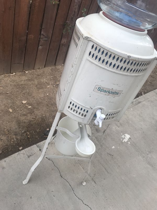 bb1be6a809 Vintage Sparkletts water dispenser for Sale in Tustin, CA - OfferUp