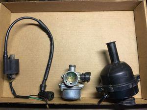 Carburetor-Ignition coil- air breather for Sale in Waynesboro, VA