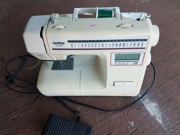Brother Xl40 Sewing Machine For Sale In Daytona Beach FL OfferUp Mesmerizing Brother Xl 3030 Sewing Machine