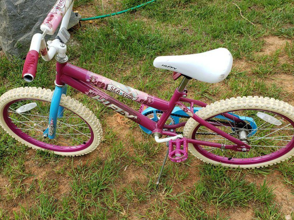 Photo sea star 20 inch bike