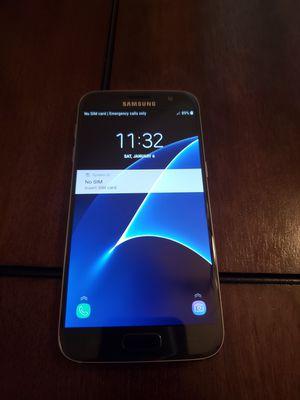 Cricket Samsung Galaxy S7 for Sale in El Paso, TX