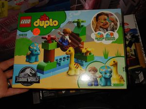 Photo NEW IN BOX DUPLO PETTING ZOO
