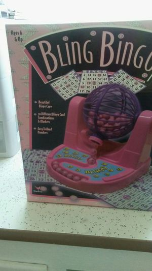 Bingo game for family with kids for Sale in College Park, MD