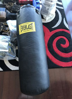 Punching bag for Sale in Orlando, FL