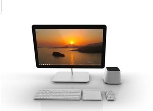 "27"" all-in-one Vizio computer(reduced) for Sale in Decatur, GA"