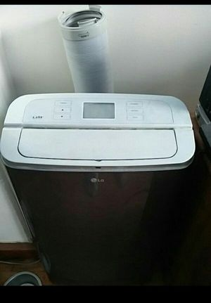 LG LVN 13,000 BTU dehumidifier and fan for Sale in Baltimore, MD