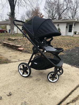 Cybex Balios M stroller and car seat adapters for Sale in Alexandria, VA