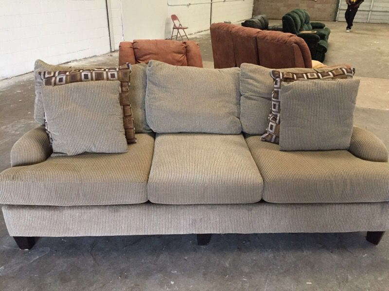 Light tan couch