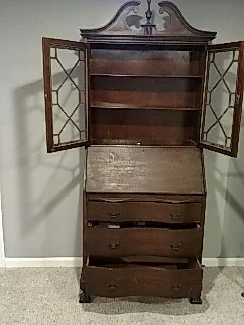 - 1920's Antique Secretary Desk For Sale In Lancaster, PA - OfferUp