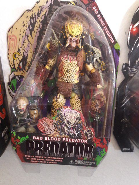 Neca bad blood predator for Sale in La Puente, CA - OfferUp