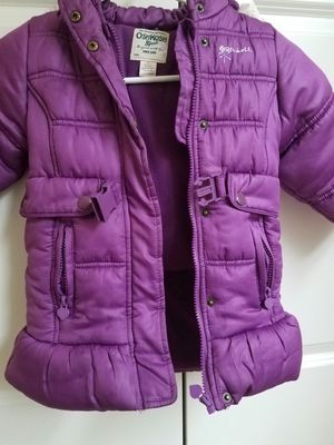 Oshkosh winter very warm jacket size 3 - $15 not negotiable for Sale in Rockville, MD