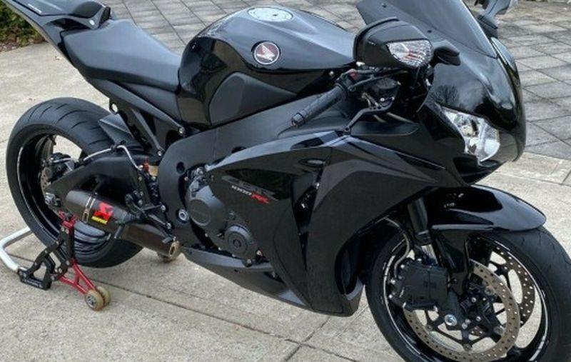 Photo 2008 Honda CBR CLEAN