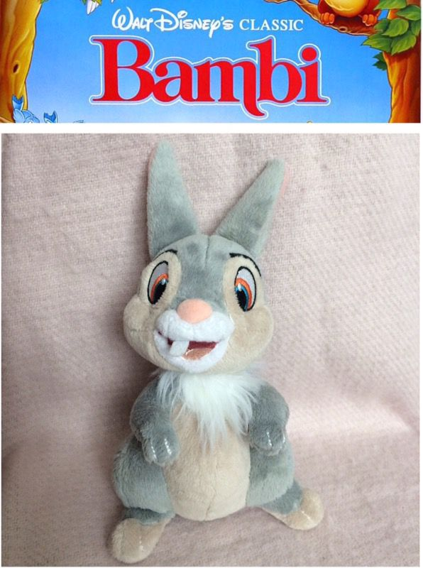 1fdd8f3dc97 Ty Beanie Babies Thumper plush toy for Sale in Riverside