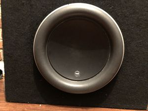 JL audio w7 13.5 with matching amp splash 1000v1 for Sale in Bethesda, MD
