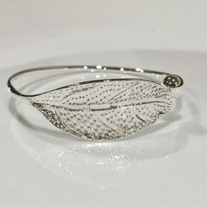 Sterling silver plated bracelet bangle women's jewelry accessory Christmas gift for Sale in Silver Spring, MD