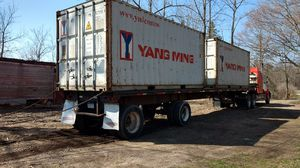 """40'x8'x9'6"""" Storage/Shipping Containers - {contact info removed} PRICE INCLUDES DELIVERY!! for Sale in St. Louis, MO"""