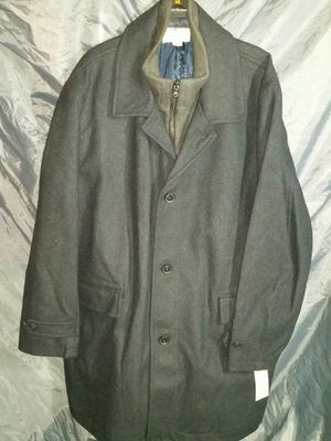 Brand New With Tags Michael Kors Wool Driving Coat size 3XL for Sale in Waldorf, MD