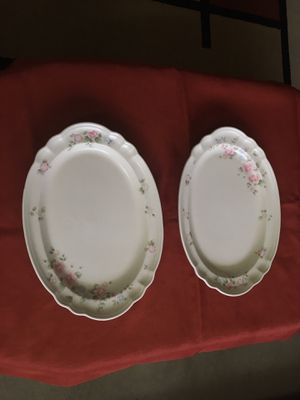 Platzigraff serving dish set of 2 for Sale in Silver Spring, MD