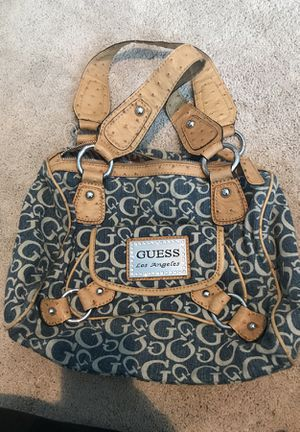 New guess bag for Sale in Eden, NY