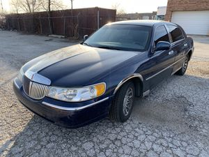 2002 Lincoln Town Car Signature For Sale In Palos Heights Il Offerup