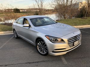 2015 Hyundai Genesis 3.8 v6 clean title low miles! Fully loaded tech for Sale in Fairfax, VA
