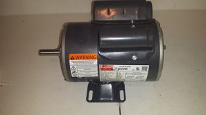 DAYTON 1/2 HP General Purpose Motor New in box for Sale in Annapolis, MD