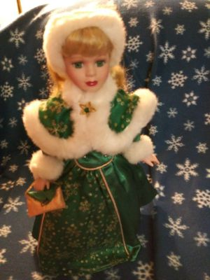 Beautiful collectible porcelain doll by Avon for Sale in Grants Pass, OR