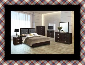 B120 11pc bedroom set with mattress for Sale in McLean, VA