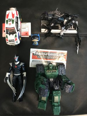 Action figures and collectibles for Sale in Deltona, FL