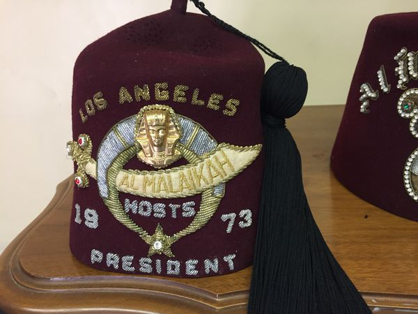 32b8a5351 Vintage Masonic Shriner Hats for Sale in Glendale, CA - OfferUp