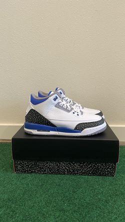 Jordan 3 Racer Blue GS 6.5Y Brand New Thumbnail