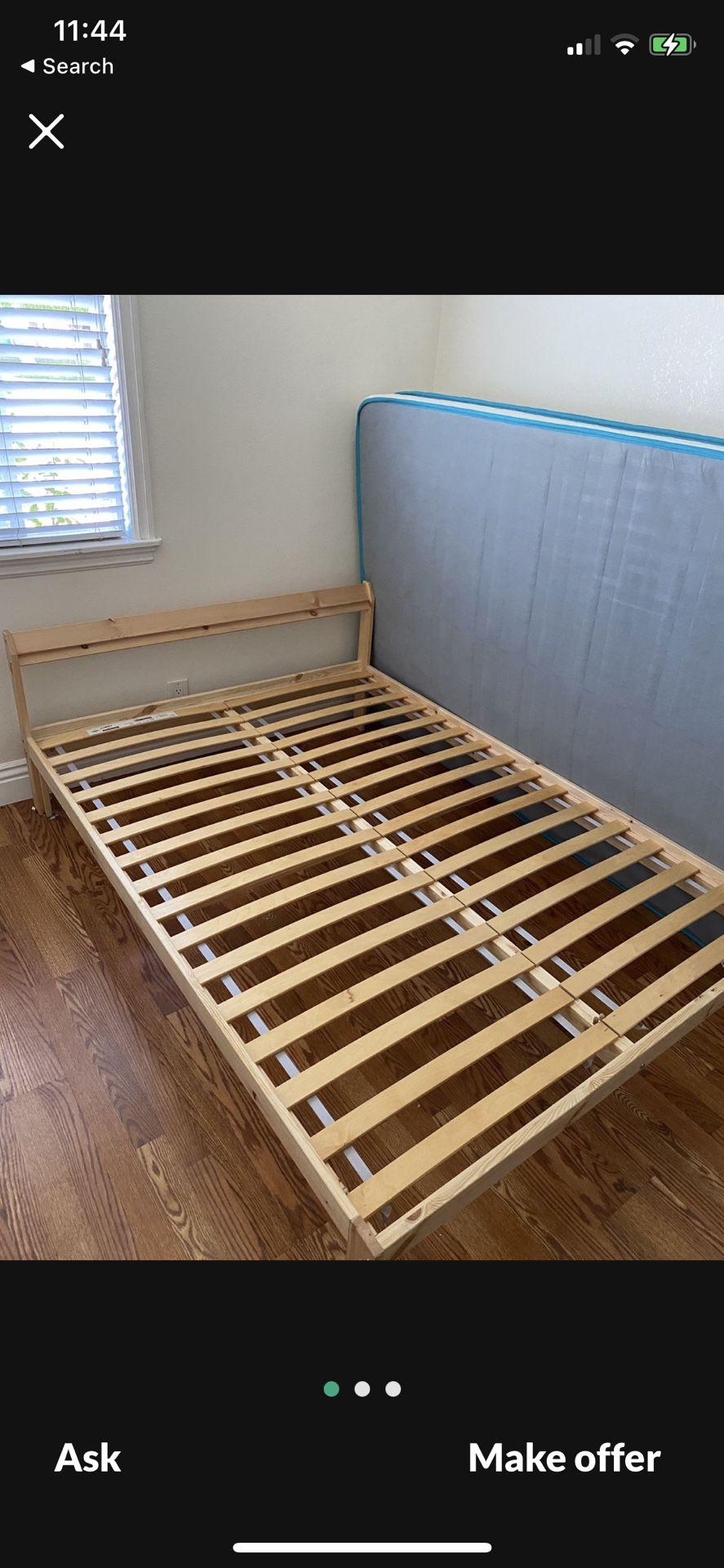 Ikea Neiden Twin Frame
