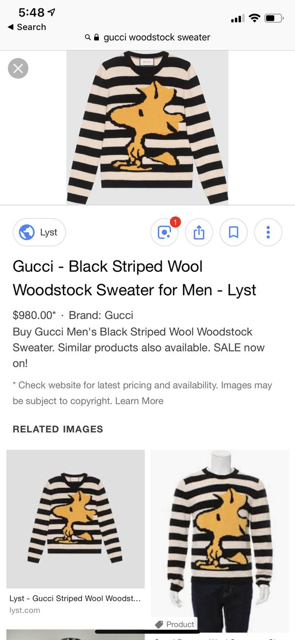 bc3fa22d New and Used Gucci shirt for Sale in Mukilteo, WA - OfferUp