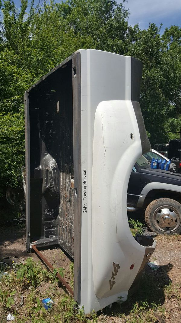 2007 f350 dually bed