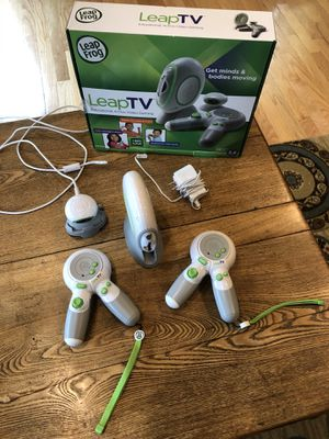 Leap Frog TV game system for Sale in Olympia, WA
