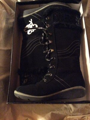 Women's black boots, size 9.5. for Sale in Fort Washington, MD