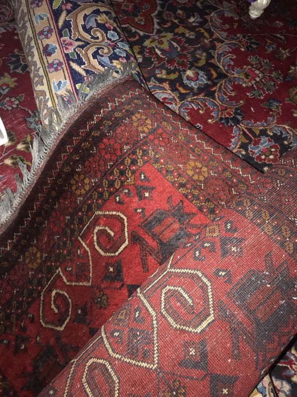 Persian Rug Hand Woven And Authentic Gorgeous Colors Antiques In San Go Ca Offerup