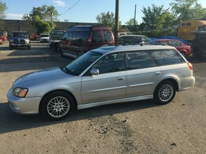 2002 Subaru Legacy Gt Awd 202k Hwy miles runs and Drives!!! for Sale in Temple Hills, MD
