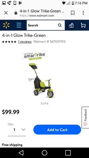 Smartrike ..stroller...bike for Sale in Long Beach, CA