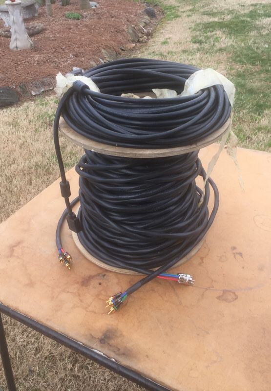 Spoil of cable wire (Video Equipment) in Norfolk, VA - OfferUp