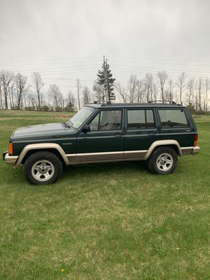 Photo 1994 Jeep Cherokee Country