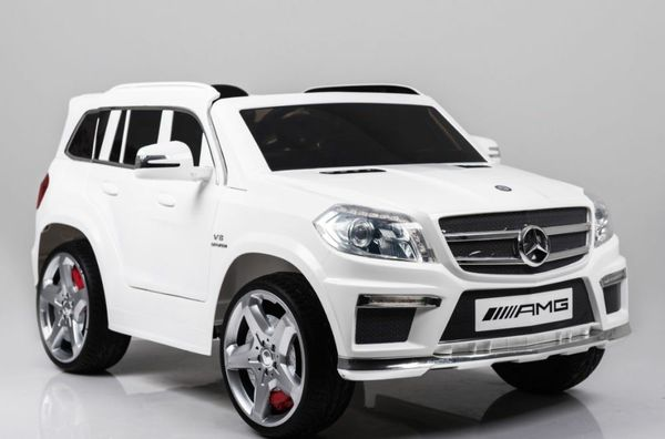 New Remote Controlled Mercedes Suv Toy Ride On 12 V