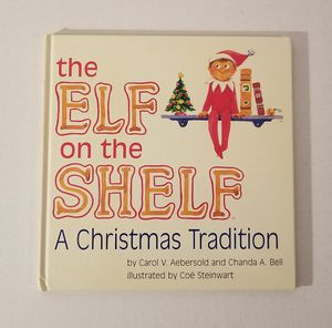 The Elf on the shelf book for Sale in Chantilly, VA