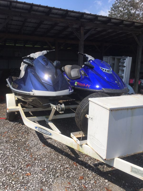 Yamaha vxr and cruiser