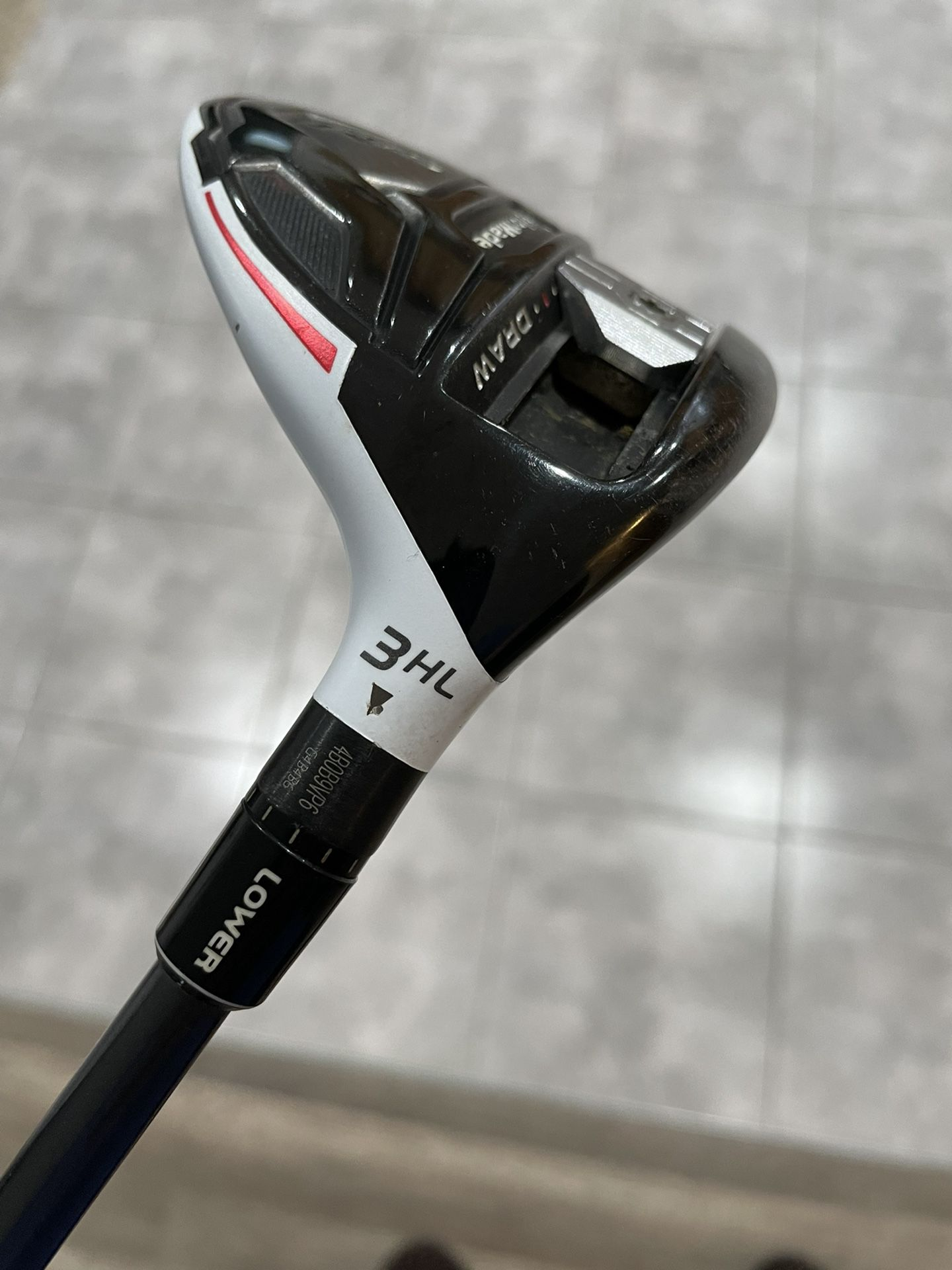Taylormade R15 3-wood