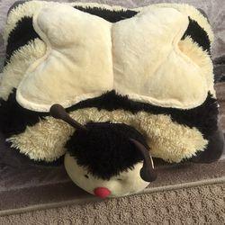 Plush Bumble Bee Pillow Pet Thumbnail