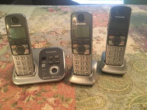 Panasonic Cordless Phones for Sale in Adamstown, MD