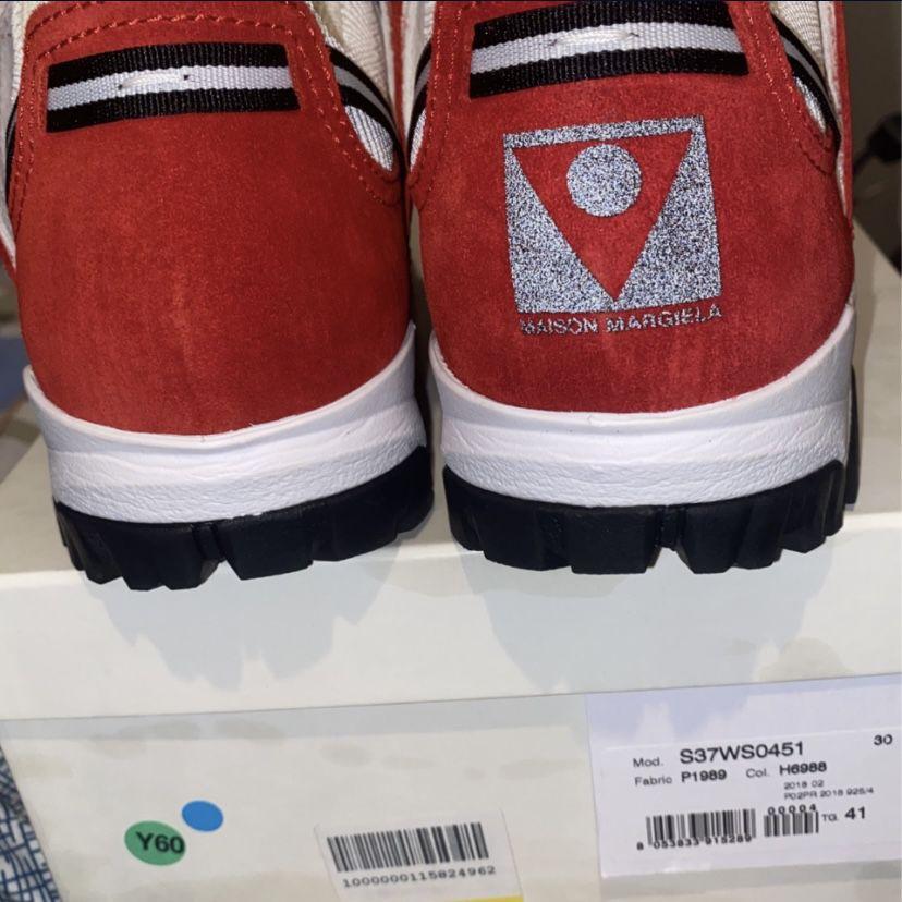 Maison Margiela Security Sneakers Size 8