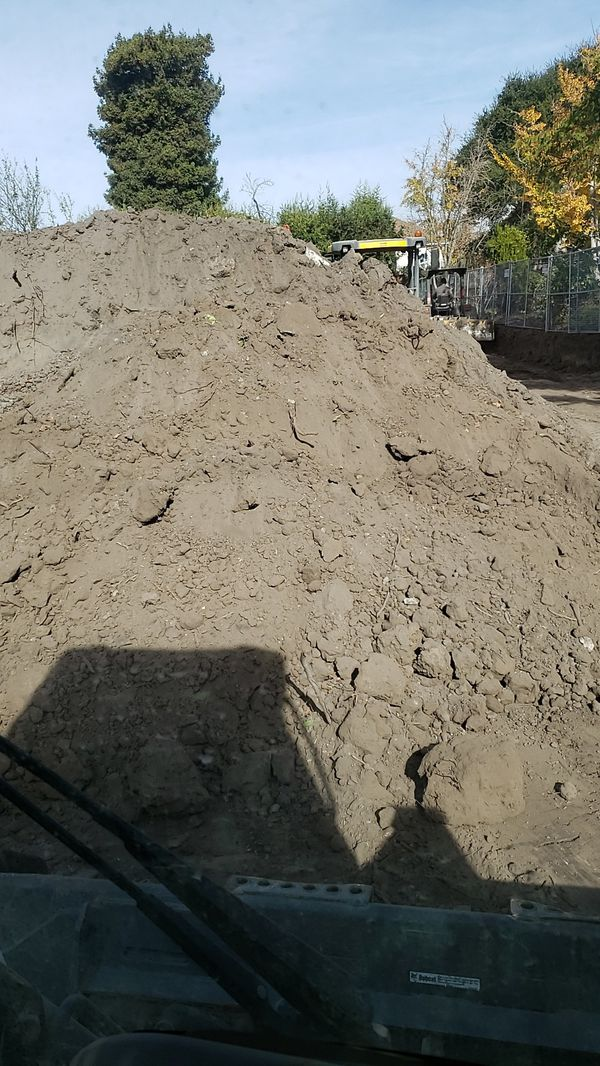 Free Dirt Delivery 8 Yard Minimum For Sale In Fremont Ca
